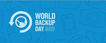 Giornata Mondiale del Backup