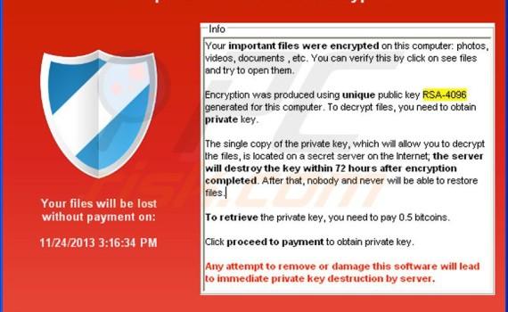 Cryptolocke come difendersi