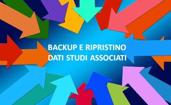 Soluzioni backup per Studi Associati